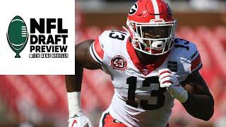 NFL Draft Preview with Dane Brugler   The Top Edge & DL Prospects in the 2021 Draft   New York Jets