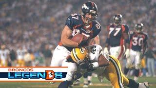 Ed McCaffrey's top three moments in Denver | Broncos Legends