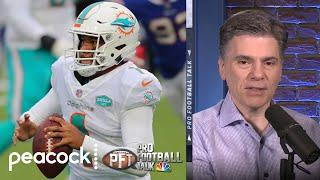 Miami Dolphins enter offseason with many QB questions | Pro Football Talk | NBC Sports