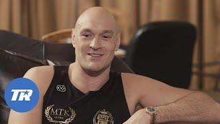Tyson Fury: To Be Great, I Must Knockout Wilder | INTERVIEW | Wilder vs Fury 2