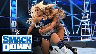 Mandy Rose vs. Carmella – Money in the Bank Qualifying Match: SmackDown, May 1, 2020