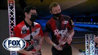 Andrew Anderson and Kris Prather win the PBA Roth/Holman Doubles Championship | FOX SPORTS