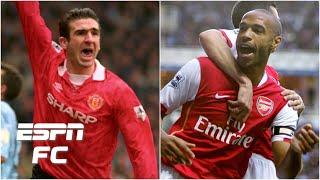 Eric Cantona OVER Thierry Henry in Steve Nicol's Premier League Hall of Fame picks | ESPN FC