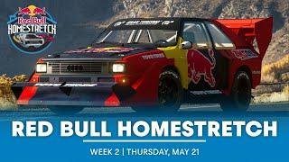 Sebastien Loeb Attempts To Defend His Week 1 Bragging Rights | Red Bull Homestretch Week 2
