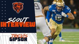 NFL scout breaks down LB Trevis Gipson selection   Chicago Bears