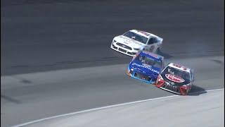 Scott Miller reviews Quin Houff pit road incident | NASCAR Cup Series at Texas Motor Speedway