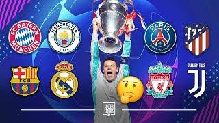 Oh My Goal's predictions for the 20/21 Champions League's group stage | Oh My Goal