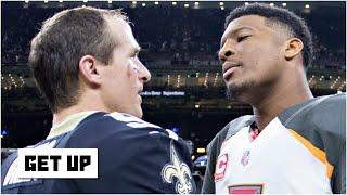 Jameis Winston should be Drew Brees' successor for the Saints - Domonique Foxworth | Get Up