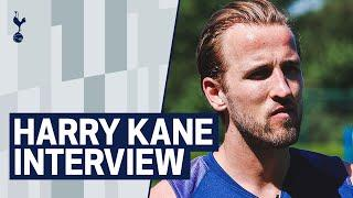 """HARRY KANE INTERVIEW 