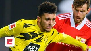 Is Jadon Sancho playing himself OUT of England's Euro 2020 squad? | ESPN FC