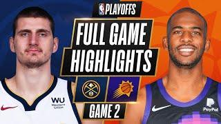 #3 NUGGETS at #2 SUNS | FULL GAME HIGHLIGHTS | June 9, 2021