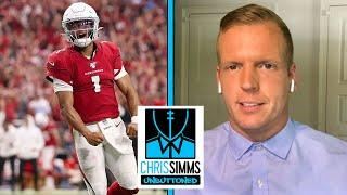 Chris Simms: Kyler Murray, Drew Lock will be most improved QBs | Chris Simms Unbuttoned | NBC Sports