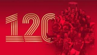 120 years of tradition, passion and success - 120 years of FC Bayern München!