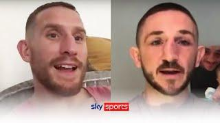 Ryan Walsh & Jazza Dickens debate over who will win the Golden Contract Featherweight Final