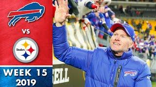 Bills Week 15 Victory Recap vs. Steelers (2019)
