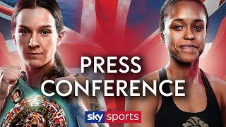 HARPER VS JONAS | Fight Camp Week 2 | Live Press Conference