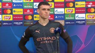 """Phil Foden pays tribute to Sterling link-up """"He's is a great player in those areas!"""""""