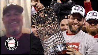 Lance Berkman feels the Cardinals could've swept the Rangers in the 2011 World Series | BBTN Live