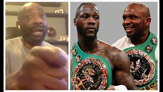 'S*** - YOU ARE BEGGING NOW!!!' - JOHHNY NELSON REACTS TO DEONTAY WILDER CALLING OUT DILLIAN WHYTE