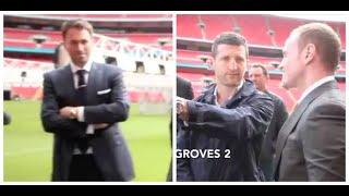 'EDDIE, HAVE A WORD WITH YOUR BOY' - THE INFAMOUS CARL FROCH PUSH ON GEORGE GROVES / FROCH-GROVES 2