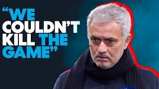 Jose Mourinho on Fulham draw and January transfers | Spurs 1-1 Fulham | Post Match Interview