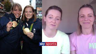 Kate & Helen Richardson-Walsh discuss their Rio 2016 Olympic gold win!  | Will Greenwood's Podcast