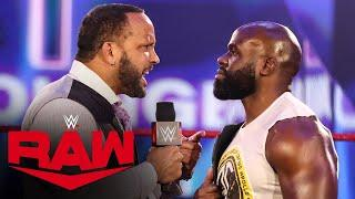 "MVP tries to recruit Apollo Crews on ""The VIP Lounge"": Raw, June 22, 2020"