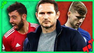 Is Frank Lampard Good Enough For Chelsea?! | Winners & Losers