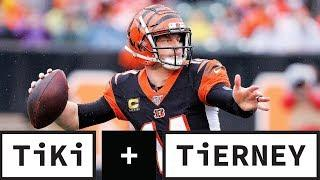 Is Andy Dalton A Fit For The Patriots?   Tiki + Tierney