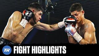 Alex Saucedo lands194 power punches, dominates Sonny Fredickson | FULL FIGHT HIGHLIGHTS
