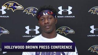 """Marquise """"Hollywood"""" Brown Clears Up Weight Gain Reports  