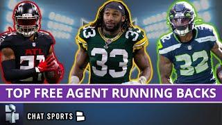 Top 10 Free Agent Running Backs In 2021 + Other Notable RBs To Sign In Free Agency