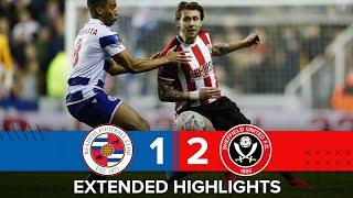 Reading 1-2 Sheffield United | Extended FA Cup highlights