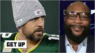 Aaron Rodgers is climbing into the NFL MVP conversation - Marcus Spears | Get Up