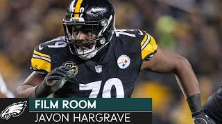 Why Javon Hargrave Can Excel in the Eagles' Defense | Eagles Film Room