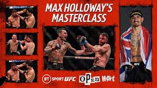 Breaking down Max Holloway's historic Fight Island performance | Open Mat