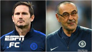 Has Frank Lampard gotten off easy at Chelsea compared to Maurizio Sarri?  ESPN FC Extra Time