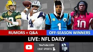 NFL Daily With Mitchell Renz and Tom Downey (May 4th)