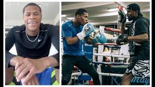 'COULD FLOYD MAYWEATHER COMEBACK? OF COURSE!' - DEVIN HANEY / & RIPS INTO 'CRAZY LIAR' TEOFIMO LOPEZ