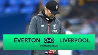 LIVE: Everton 0-0 Liverpool | Liverpool 5 points Away From Premier League Title