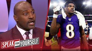Don't doubt Lamar's greatness, Ravens should want him forever — Wiley | NFL | SPEAK FOR YOURSELF