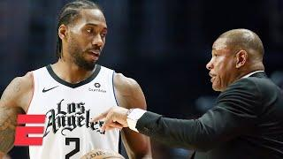 JWill reacts to the Clippers parting ways with Doc Rivers: Did Kawhi sign off? | KJZ