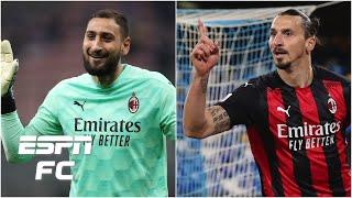 Is Gianluigi Donnarumma more important than Zlatan Ibrahimovic for AC Milan? | ESPN FC