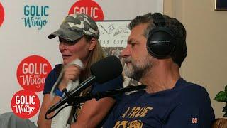 Mike Golic's emotional goodbye to ESPN Radio | Golic and Wingo