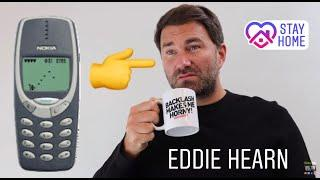 EDDIE HEARN REACTS TO AJ-PULEV POSTPONEMENT & CLARIFIES HIS COMMENTS MADE ON JOSHUA v FURY THIS YEAR