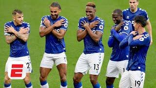 Should Everton be targeting a top 4 finish after their flying Premier League start? | ESPN FC