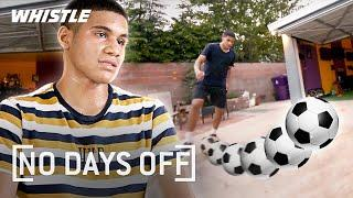 16-Year-Old Soccer STAR Already Plays PRO In Mexico & USA!