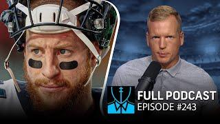 #AskMeAnything: Wentz, Watt, Big Ben, and QB questions | Chris Simms Unbuttoned (Ep. 243 FULL)