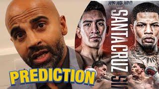 """It's going to be PAINFUL!"" Dave Coldwell breaks down Gervonta Davis vs. Leo Santa Cruz"
