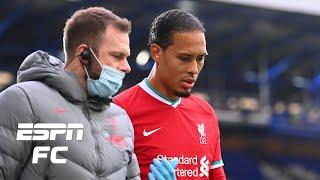 Liverpool will have to score even more goals to win without Virgil Van Dijk - Steve Nicol | ESPN FC